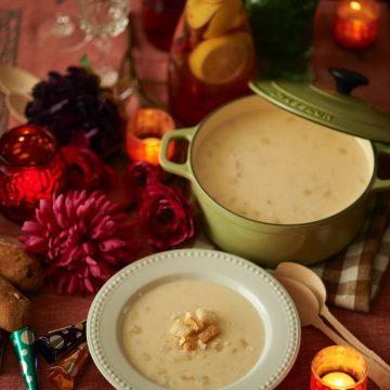 Homemade Potato Corn Chowder in The Slowwwwwwwww Cooker