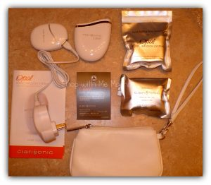Clarisonic Opal Sonic Infusion System - Black | Buy Online ...