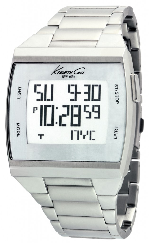 kenneth cole touch screen watch manual