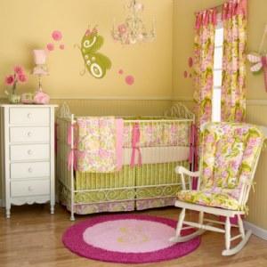 Carousel Designs Baby Crib Blanket Giveaway!