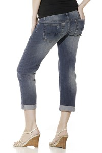 Lilac Tummy Trimmer Denim Review