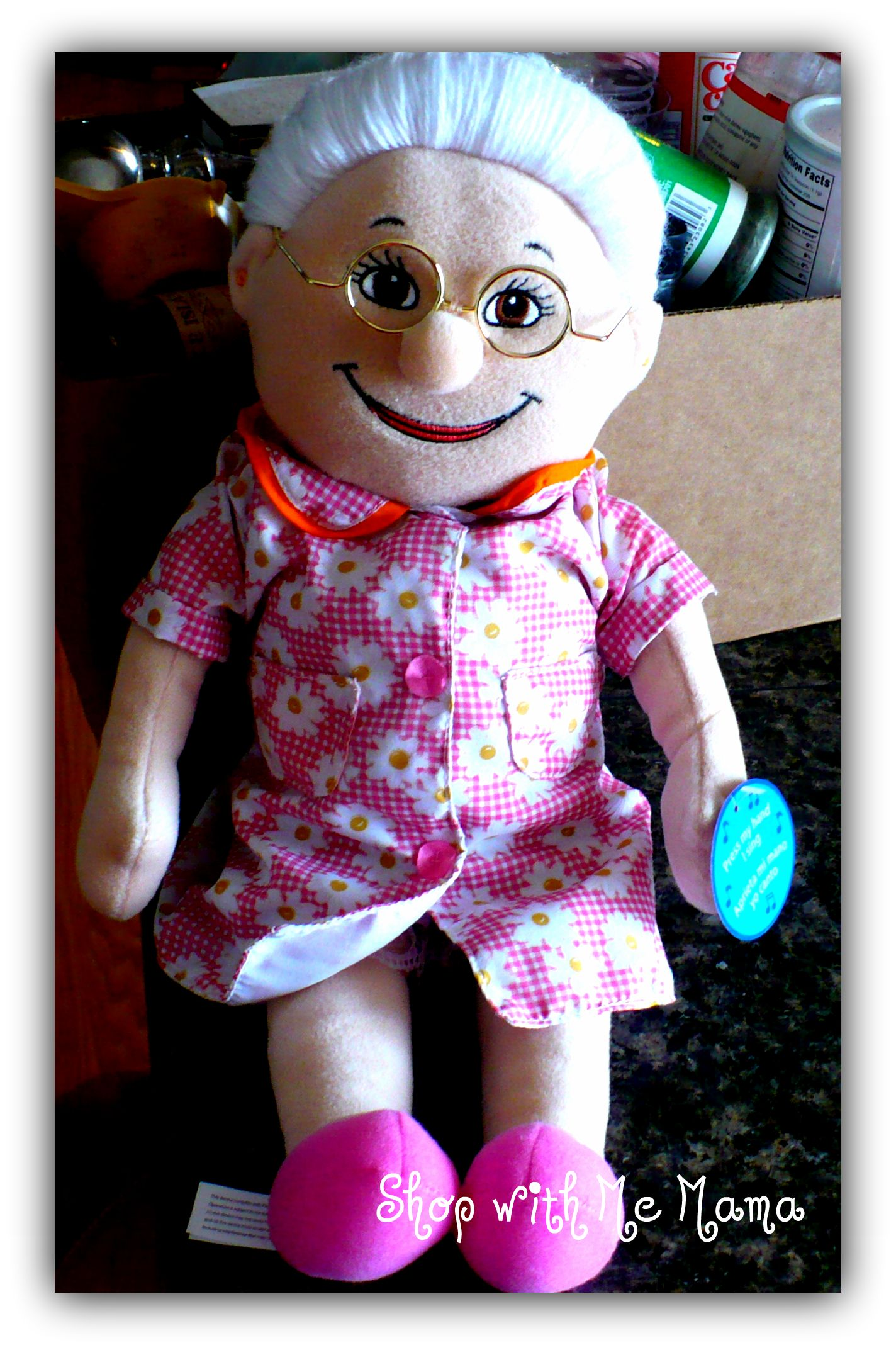 Abuelita Rosa Doll Review - Shop With Me Mama