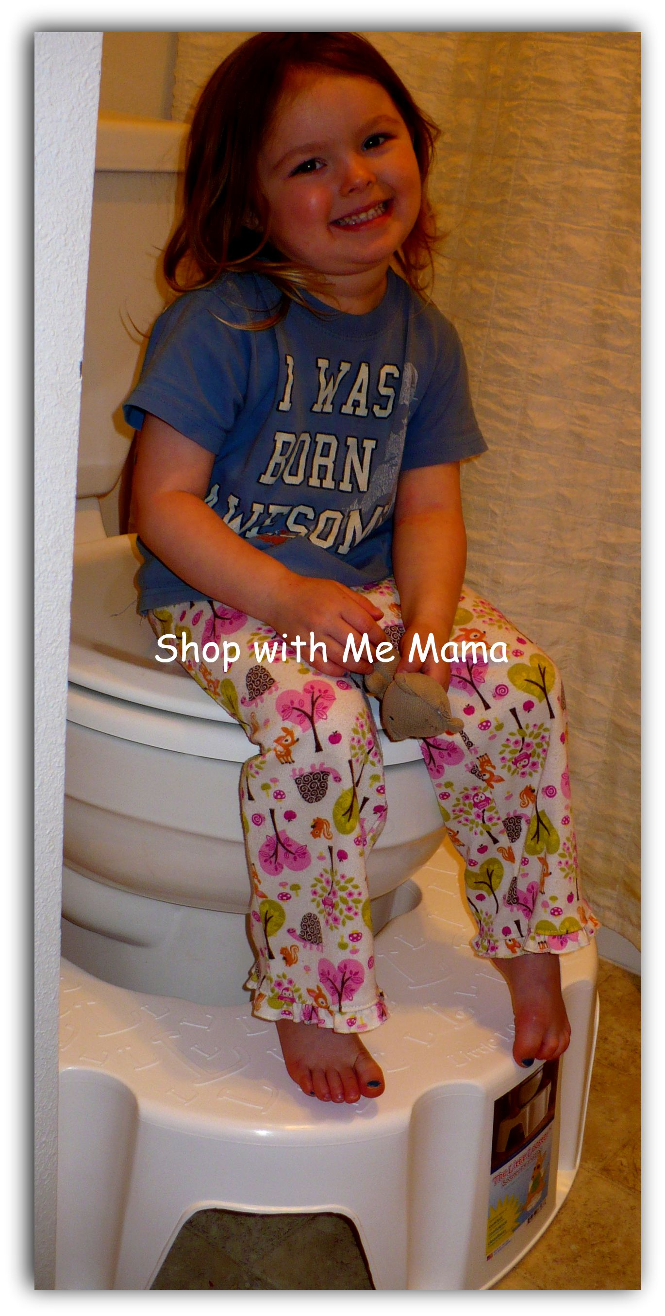 The Little Looster Review Shop With Me Mama