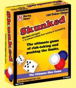 Skunked