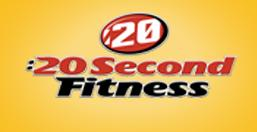 20 second fitness logo