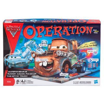 Monopoly Disney Pixar Cars  Edition