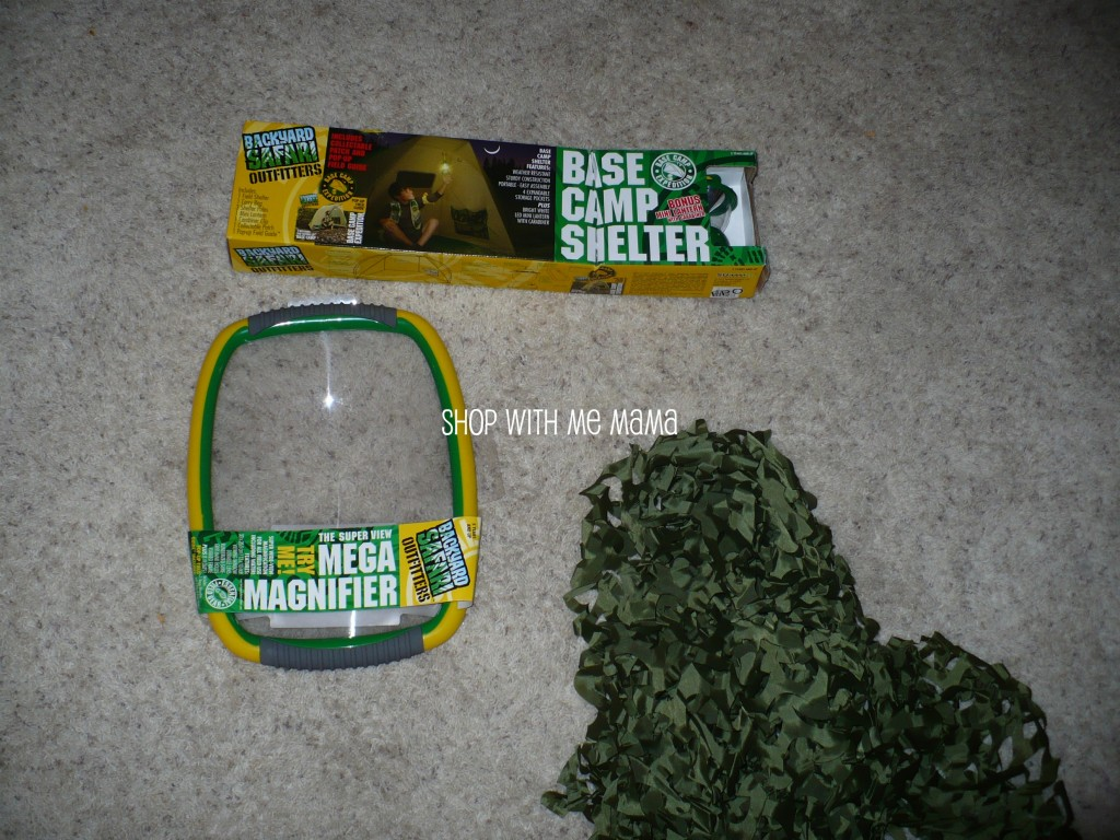 backyard safari outfitters review shop with me mama