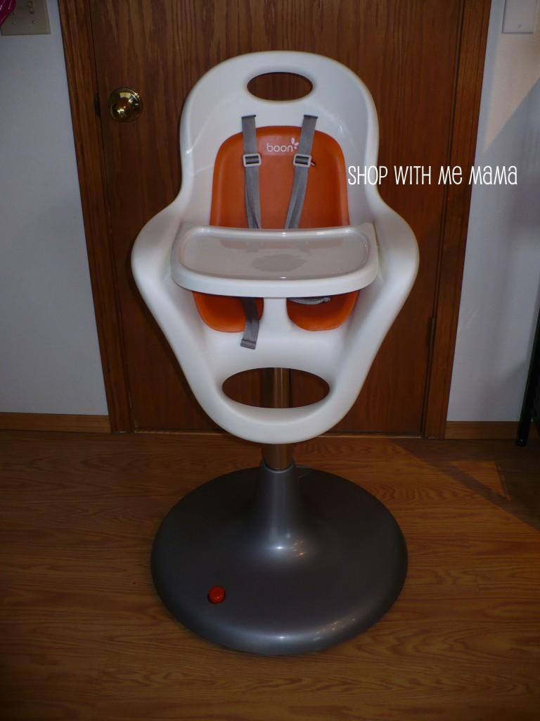 boon pedestal high chair  it's all furnitures - boon flair pedestal highchair review