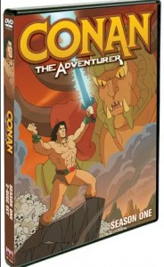 conan the adventurer season one