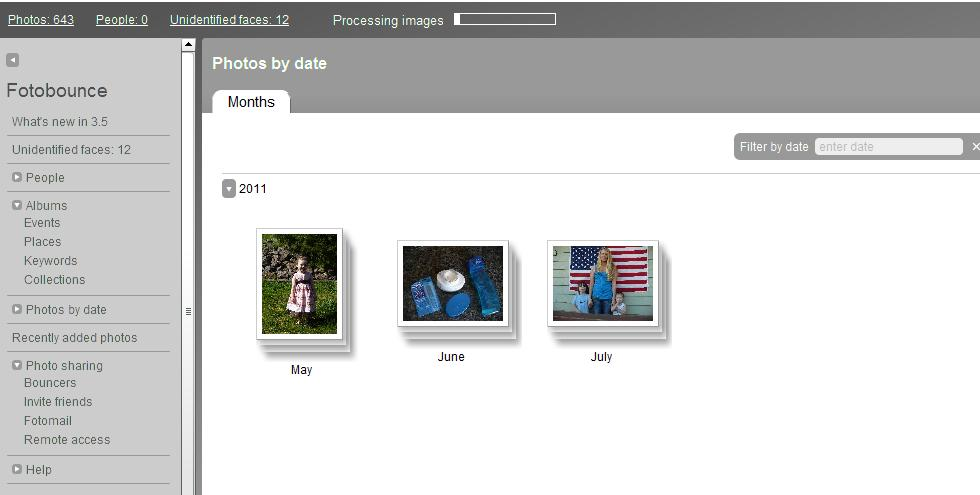 Organize Your Photos, Easily and Confidentially with Fotobounce!