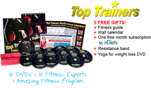 Top Trainers DVD Set