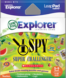 I SPY Super Challenger Game