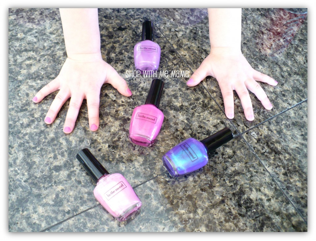how to make mood changing nail polish