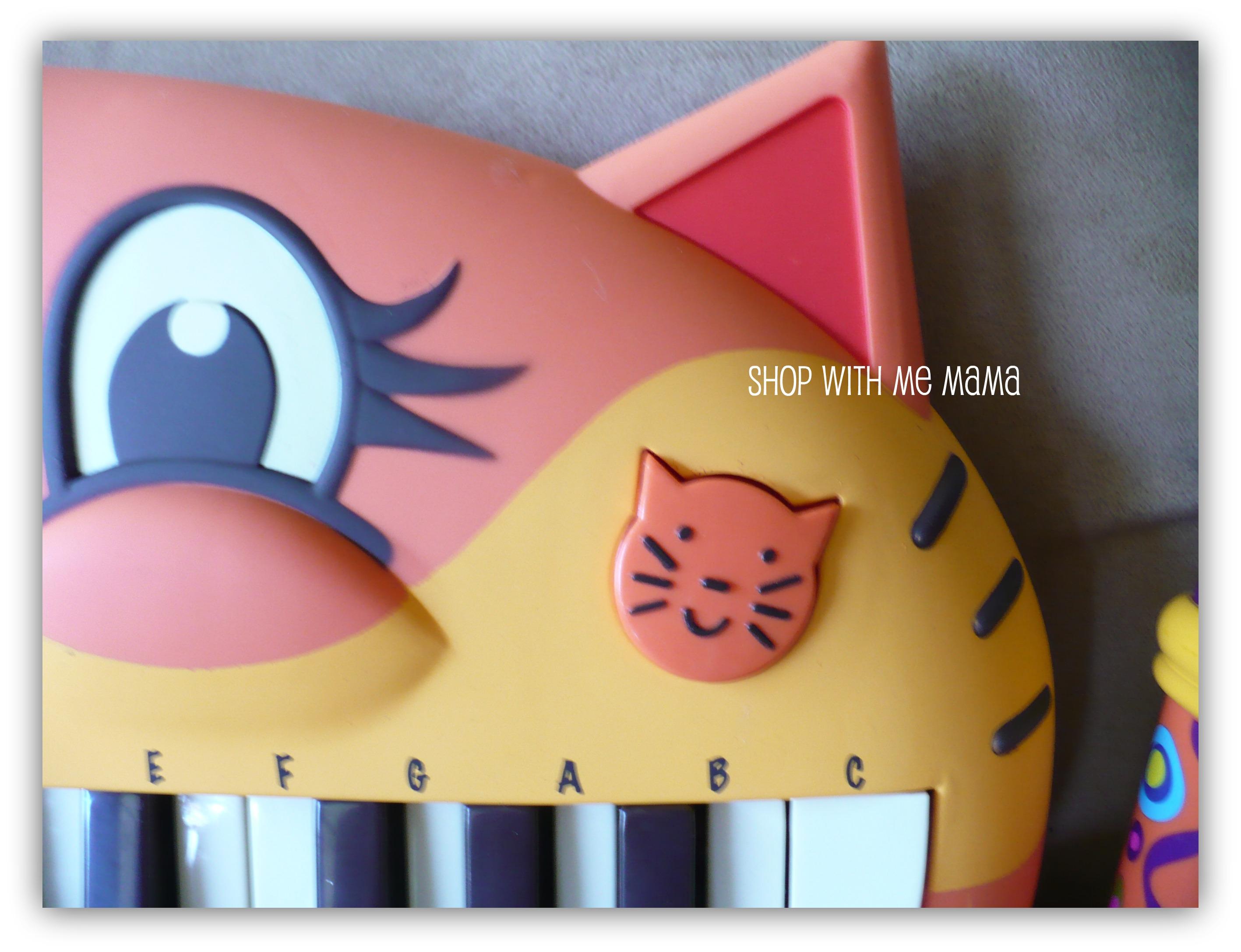 Meowsic Piano Keyboard for Kids