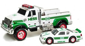 The New Hess Toy Truck Has All The Bells and Whistles!