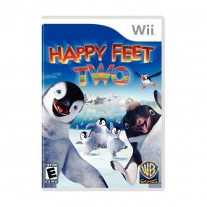 happy feet two the videogame for wii