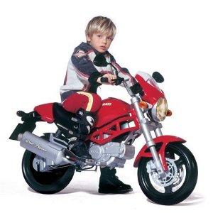 peg perego ducati monster child 39 s motorcycle. Black Bedroom Furniture Sets. Home Design Ideas