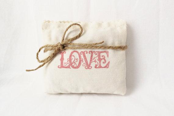 handmade love sachet from etsy