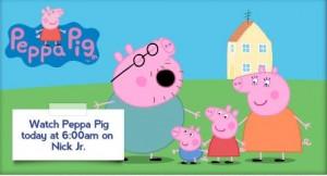 Peppa Pig  Snort Snort   Little Piggy Outlast