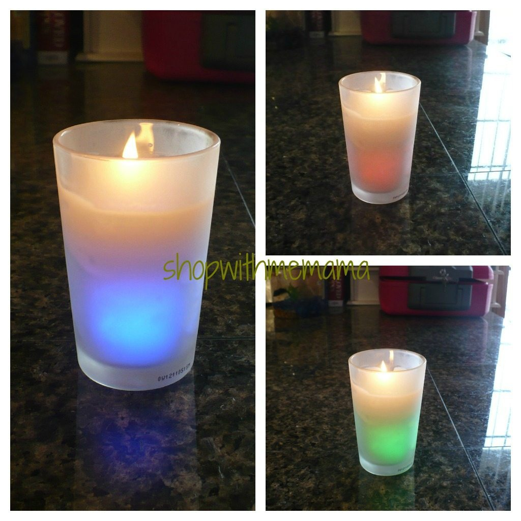 air wick color changing candle shop with me mama