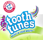 Tooth Tunes Toothbrushes from ARM & HAMMER (Giveaway!)