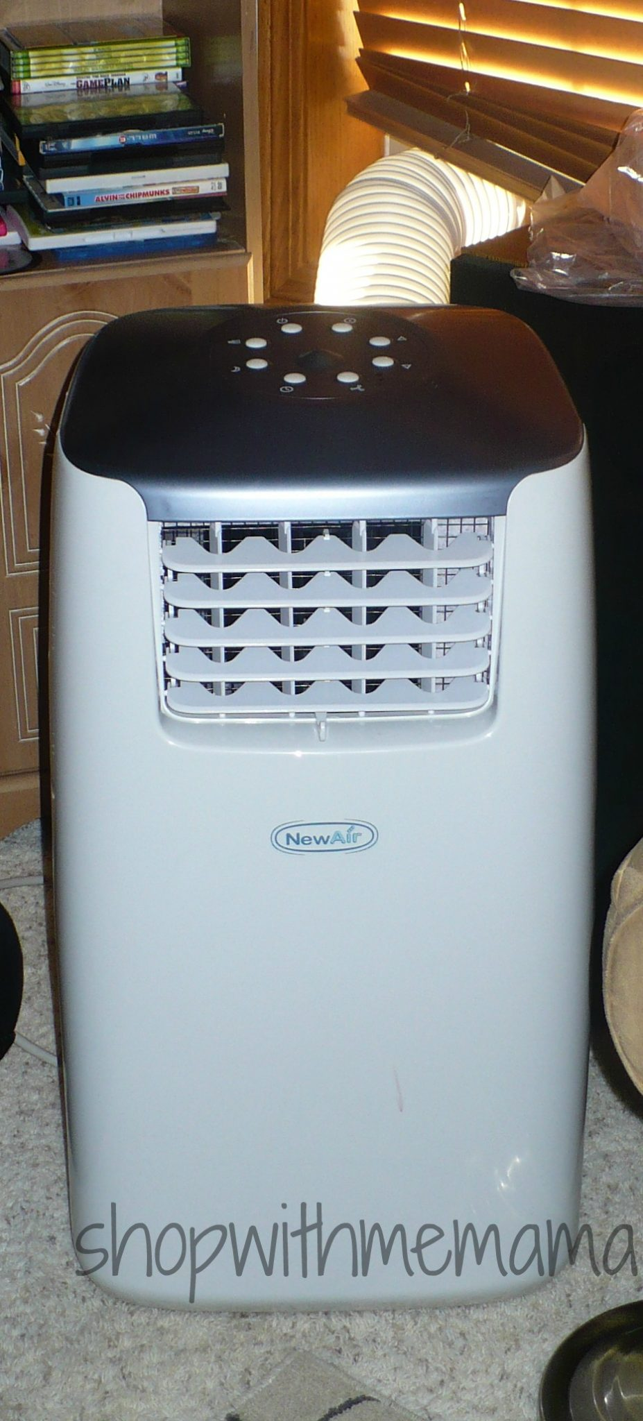 NewAir portable ac and heater