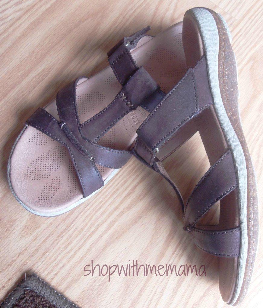 acorn sandals