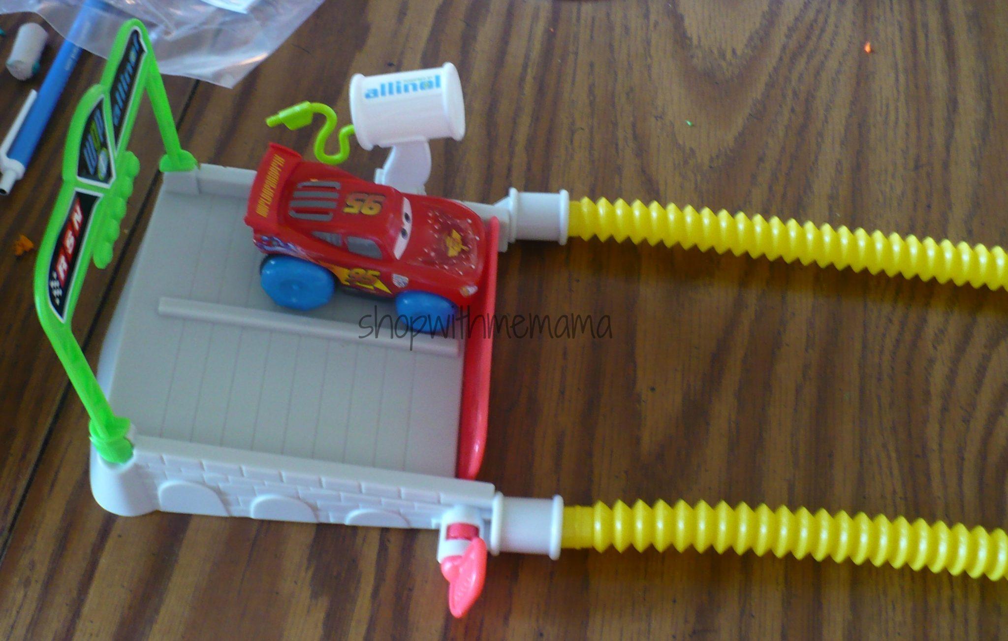 Make a Splash With Mattel's New Disney Cars Toys
