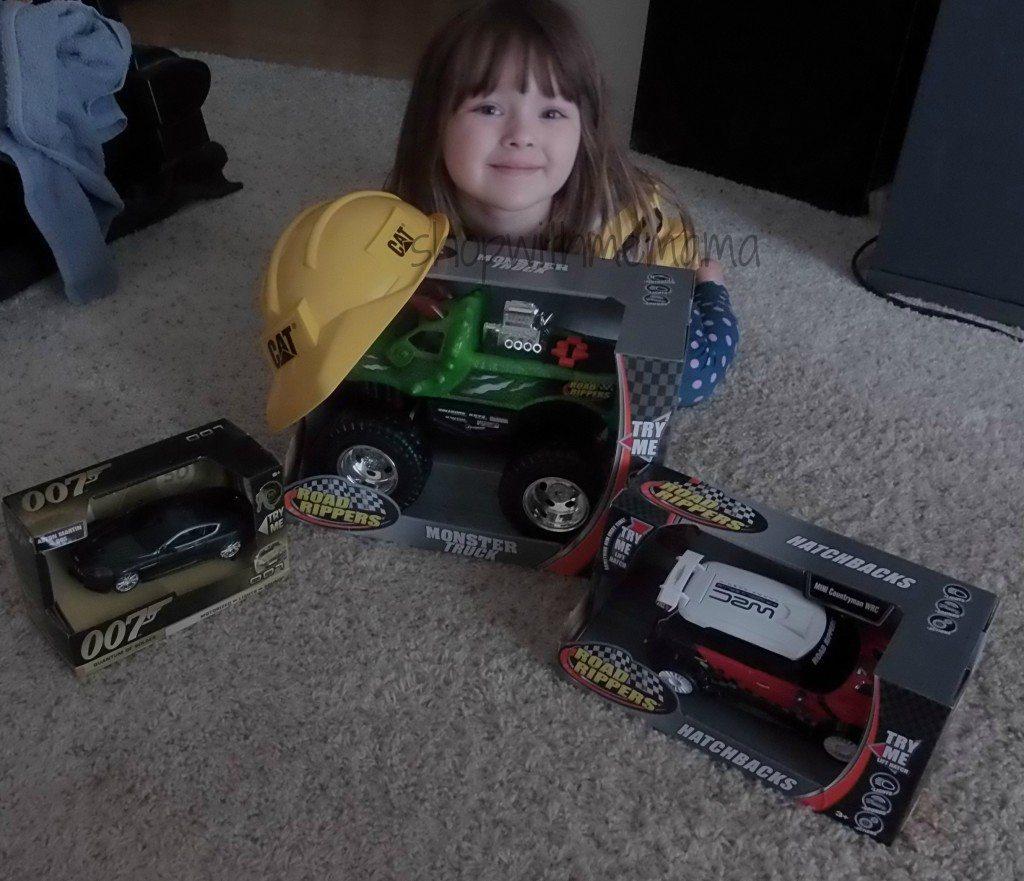 Boys and Their Cars