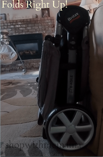 BRITAX B-AGILE Single Stroller Review - Shop With Me Mama