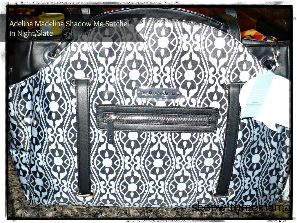 Adelina Madelina Diaper Bag