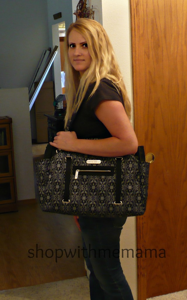 Fashionable Diaper Bags From Adelina Madelina