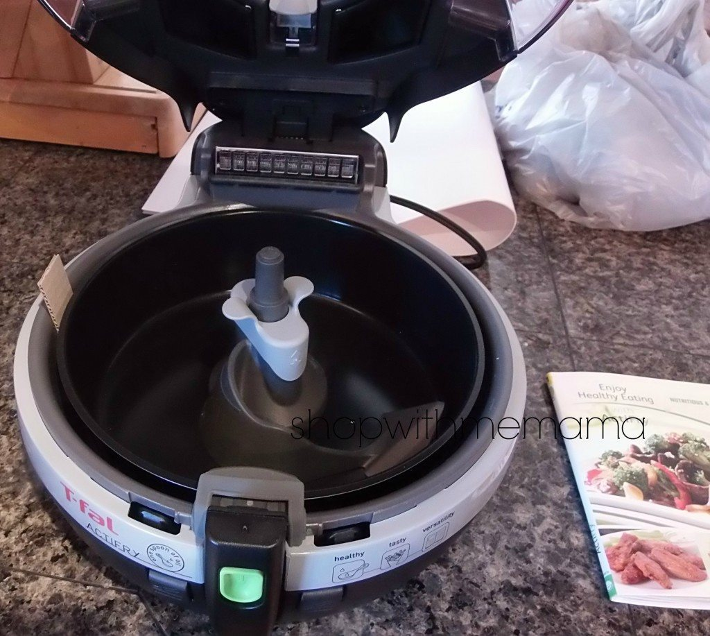 T-fal ActiFry Low-Fat Multi-Cooker