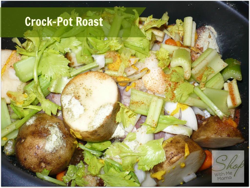 Crock-Pot Savory Pot Roast
