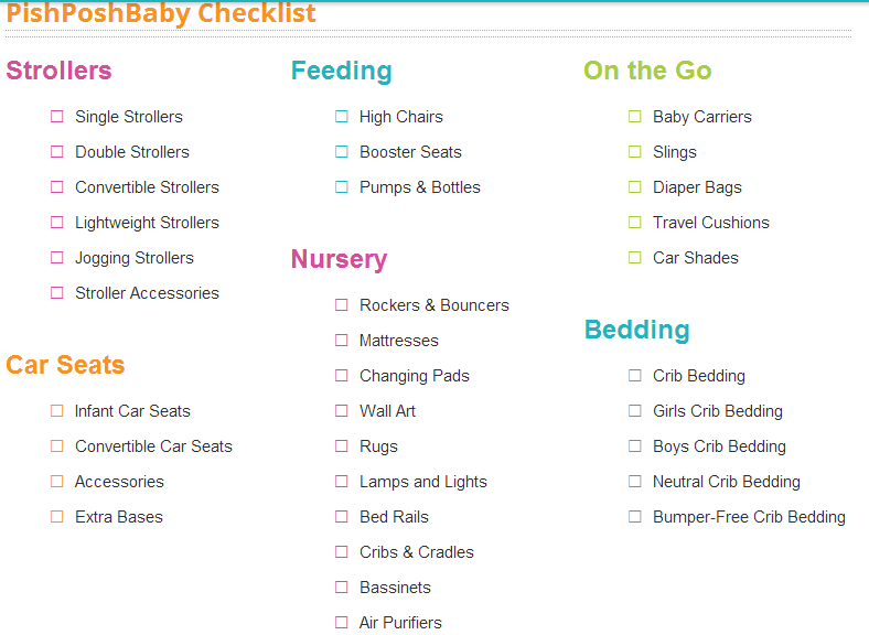 Check Out This Hot New Baby Registry!