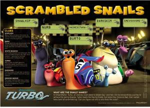 imagesScrambled Snails