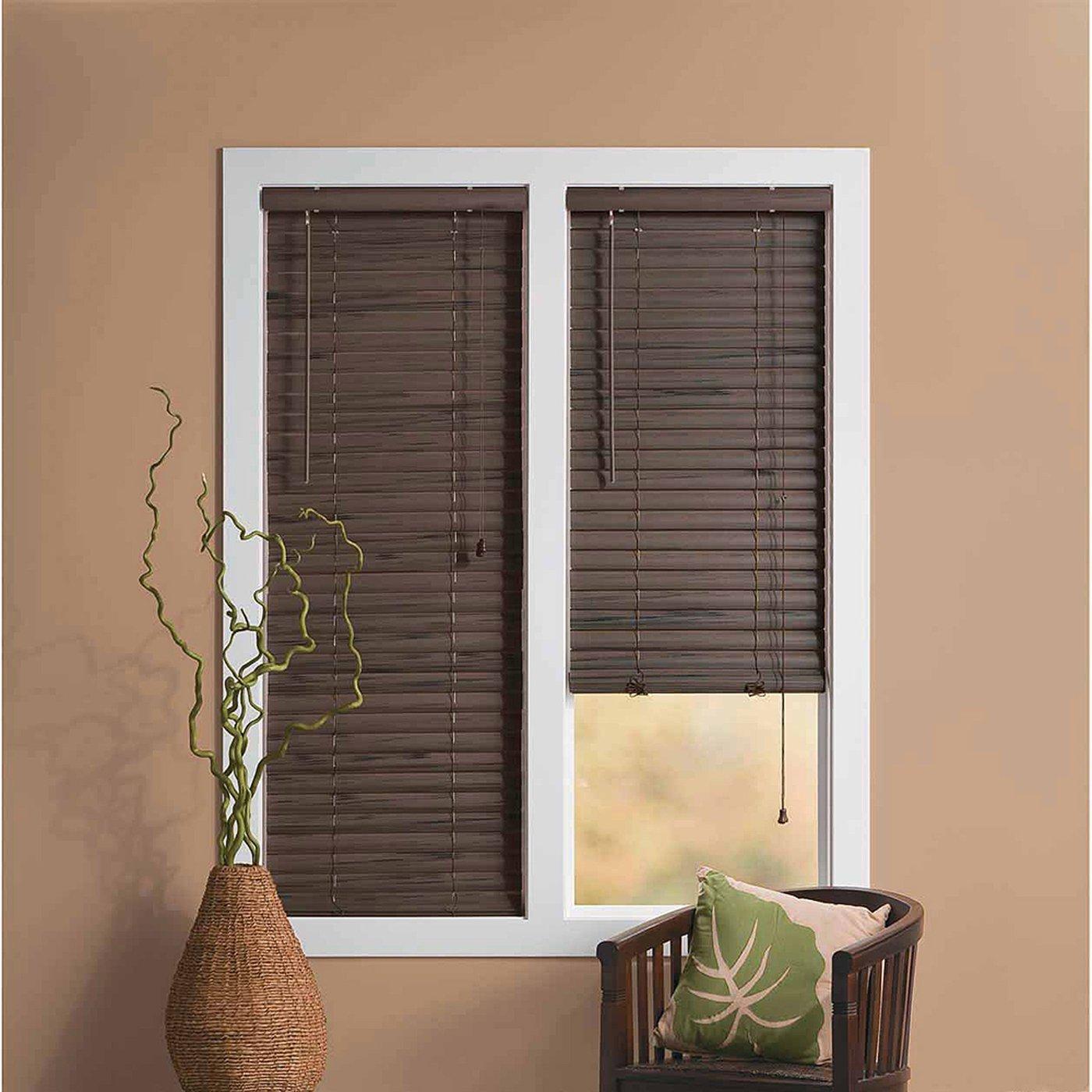 Mini Blinds: Inexpensive Interior Design