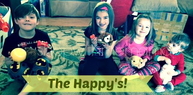 Meet The Happy's Pets
