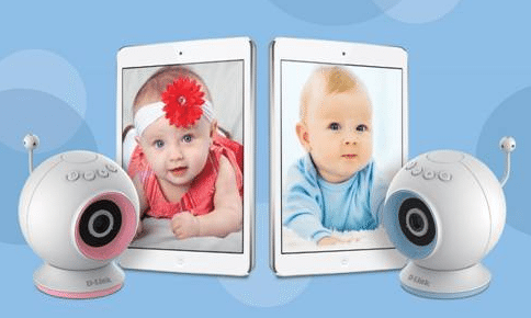 D-Link's New Tricked-Out Wi-Fi Baby Camera