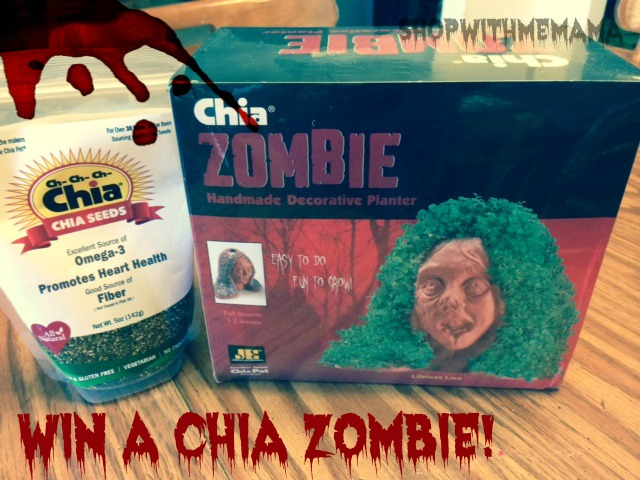 Chia Zombies Lifeless Lisa