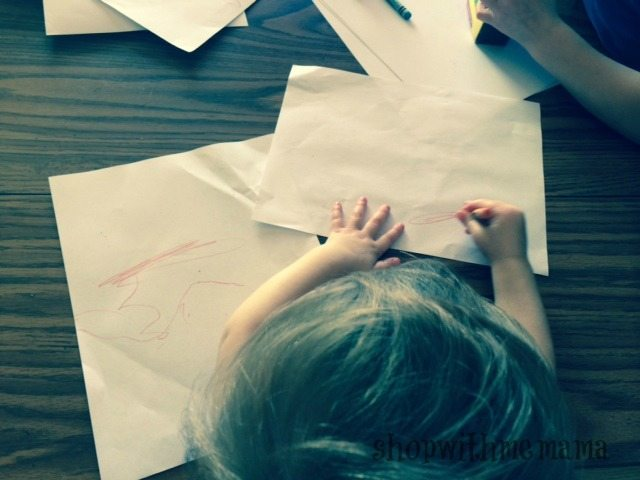 toddler coloring