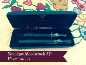 Younique Moodstruck 3D Fiber Lashes #giftguide