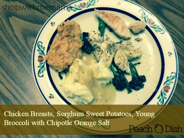 PeachDish Recipe