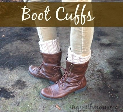 how to wear boot cuffs