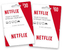 Netflix: Watch T.V. Shows and Movies Online! (Giveaway) #giftguide