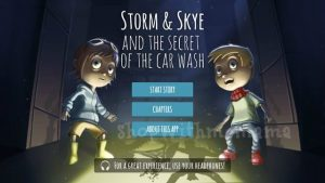 Storm & Skye and the Secret of the Car Wash on the Appstore!