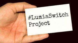 LumiaSwitch Project