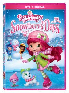 Strawberry Shortcake: Snowberry Days (Giveaway) #SnowberryDays