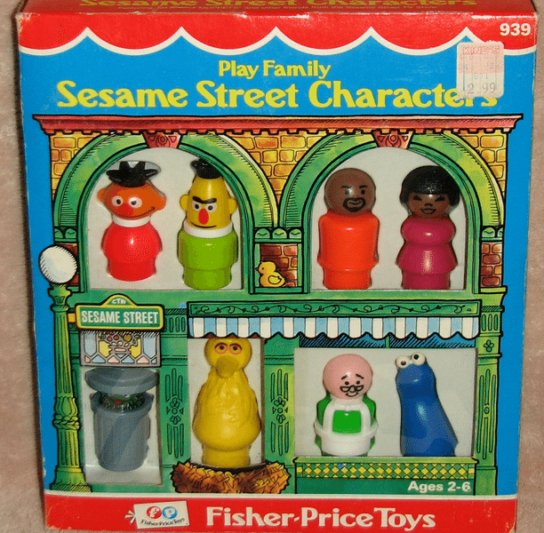 Vintage Toys from Your Childhood
