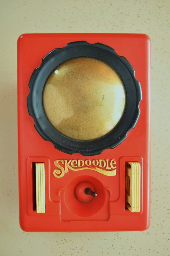 Skedoodle by Hasbro vintage